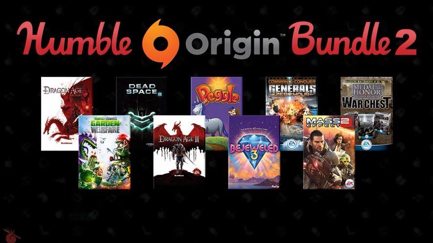 Nowy, potężny Humble Bundle - a w nim Dragon Age 1&2, Mass Effect 2, Dead Space 2...