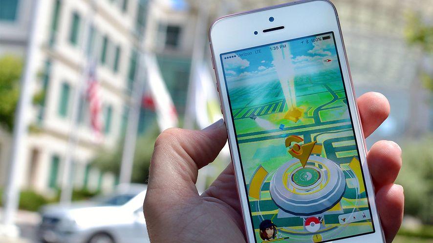 Napad na gracza Pokemon Go zarejestrowany na żywo