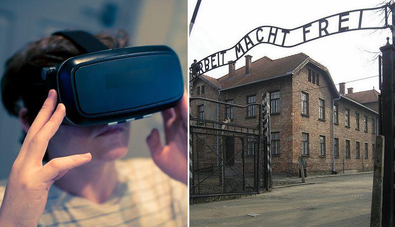 Auschwitz w 3D. Dzięki wirtualnej rzeczywistości złapią nazistów