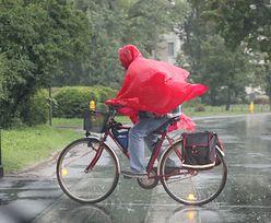 Prognoza pogody na dziś - 18 lipca. Kolejny dzień z ulewnymi opadami. Popołudniu burze