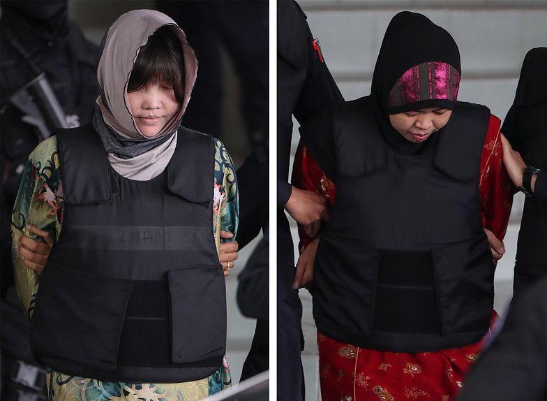 Dwie kobiety staną przed sądem w sprawie morderstwa Kim Dzong Nama. Grozi im kara śmierci
