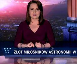 """Houston, mamy problem. """"Astronomiczna"""" wpadka Danuty Holeckiej w """"Wiadomościach"""""""