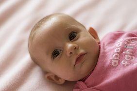 Przeziębienie u niemowlęcia