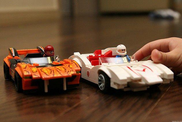 Samochowy Lego