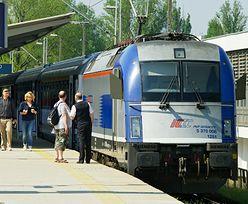 Polacy coraz chętniej jeżdżą pociągami
