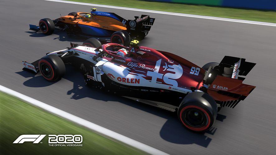 F1 2020 pokazało mi, czym jest dziś realizm w grach sportowych