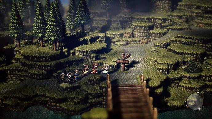 Octopath Traveler sprzedaje się o wiele lepiej, niż podejrzewało Square Enix