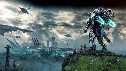 Xenoblade Chronicles X - recenzja. Przedostatni gigant Wii U