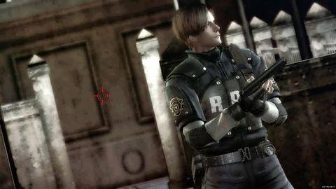 Rozgrywka: Resident Evil: Darkside Chronicles