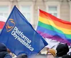 Marsze przeciwko nienawiści wobec osób LGBT. PO podzielona w sprawie wiecu pod egidą lewicy w Białymstoku