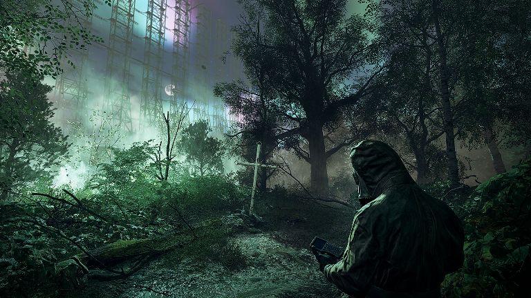 Chernobylite przedstawione na pierwszym gameplayu