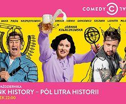 """Pijani celebryci opowiadają o historii Polski. Czy show """"Drunk History"""" wzbudzi kontrowersje?"""
