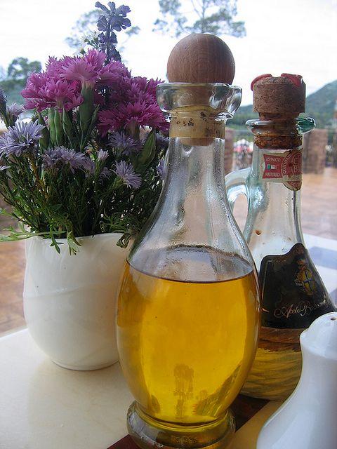 Karafka oliwy z oliwek