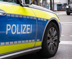Niemcy. Polacy zginęli na autostradzie. Samochód został zmiażdżony