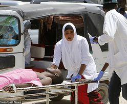 Zamach w Somalii. 17 ofiar śmiertelnych