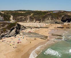 Dramat na plaży w Portugalii. Nie żyje para turystów