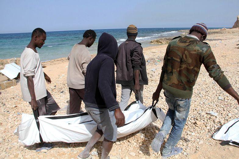 Ponad 5 tys. migrantów uratowanych u wybrzeży Libii