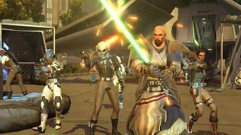 Darmowy weekend Star Wars: The Old Republic zacznie się w czwartek
