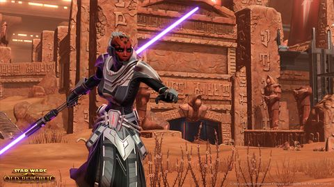 Star Wars: The Old Republic - relacja z placu boju [BLOGI]