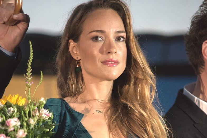 """W serialu """"Pod powierzchnią"""" zastąpiła ją Magdalena Boczarska"""