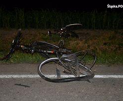 Tragedia na Śląsku. W wypadku koło miejscowości Lekartów zginęło dwóch rowerzystów