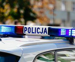 Strzelanina po napadzie na właściciela kantoru pod Warszawą