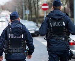 Ostrołęka. Akcja policji na osiedlu Dzieci Polskich. Padły strzały