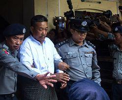 Zabójca, który ukradł nadzieję narodu. Kyi Lin usłyszał wyrok