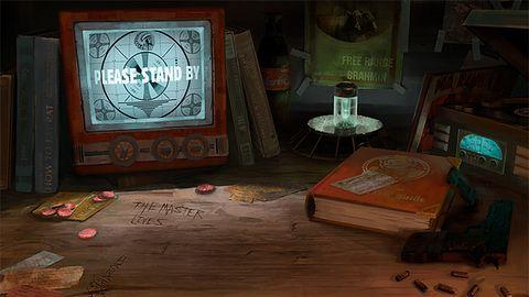 Ruszyła strona Fallout Online