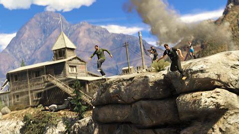 Jutro w GTA Online pojawi się darmowy dodatek. A co z trybem dla pojedynczego gracza?