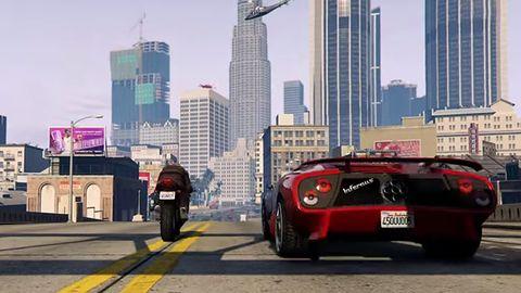 Rockstar nie zamierza dłużej rozwijać GTA Online na PS3 oraz Xboksie 360