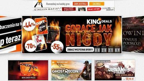 Chciałbym, żeby Sony czy Valve chciało się tak, jak się chce G2A albo Kinguinowi