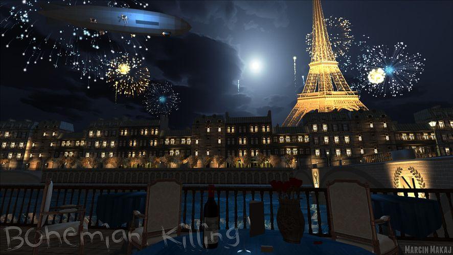 Steampunkowy Paryż od polskiego twórcy czeka na wsparcie graczy