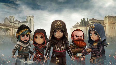 Assassin's Creed Rebellion na ekranach naszych telefonów w listopadzie