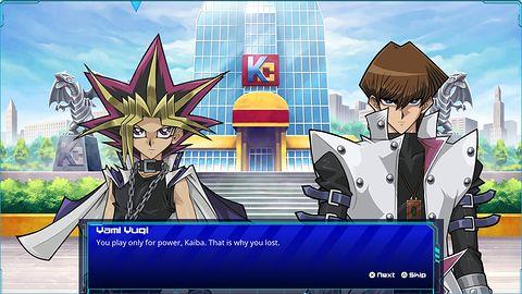W Yu-Gi-Oh! Legacy of the Duelist czeka na nas mnóstwo kart, zawodników i atrakcji