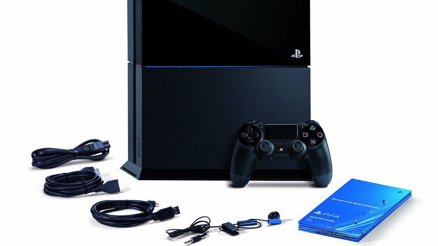 Co dokładnie znajdziemy w pudełku z PlayStation 4?