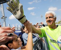 Zagrał w meczu piłkarskim w wieku 73 lat. Pobił rekord Guinnessa