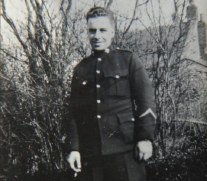 99-latka dostała list od narzeczonego. Był zaginiony od 77 lat