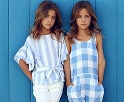 """""""Najpiękniejsze dzieci na świecie"""". Te bliźniaczki już zarabiają krocie"""