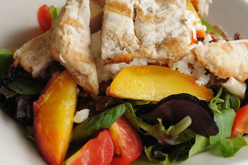Dieta wysokobiałkowa - białe mięso