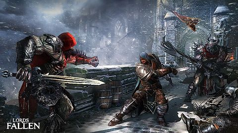 Lords of the Fallen zrywa woal tajemnicy