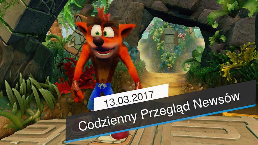 Codzienny Przegląd Newsów - 13.03.2017