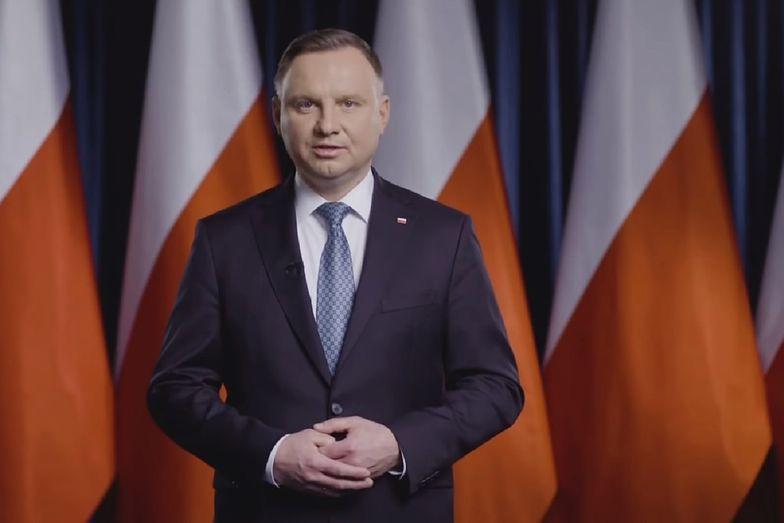 Andrzej Duda wypowiedział się w sprawie zbliżających się wyborów prezydenckich 2020.