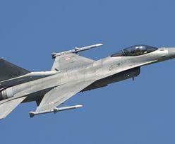Incydenty nad Bałtykiem. NATO poderwało polskie F-16