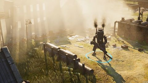Iron Harvest odnosi duży sukces na Kickstarterze
