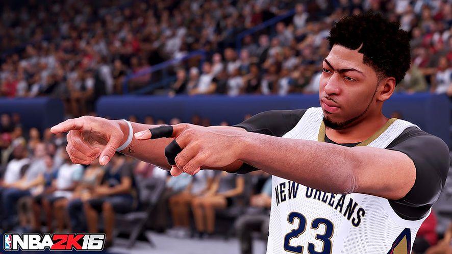 StreamCast w NBA 2K16 to świetny pomysł do skopiowania przez EA Sports