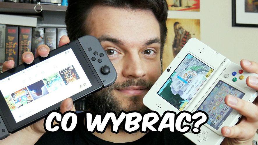 Co wybrać - Nintendo Switch czy Nintendo 3DS? Poradnik zakupowy