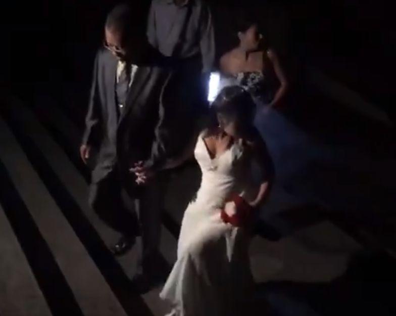 Wenezuela. Ślub po omacku w kraju pogrążonym w chaosie