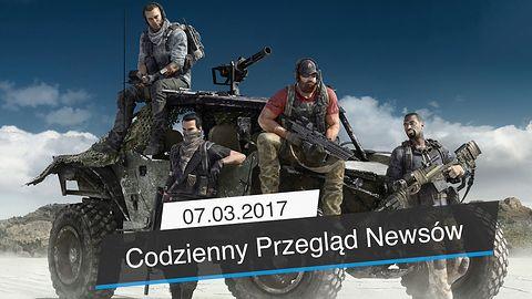 Codzienny Przegląd Newsów - 07.03.2017