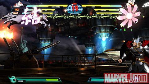 Kolejne dwie postacie z Marvel vs. Capcom 3
